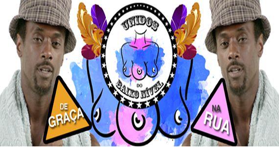 Pré carnaval do Bloco Unidos do Baixo Nível animam os foliões na Rua Maria Borba, 62 Eventos BaresSP 570x300 imagem