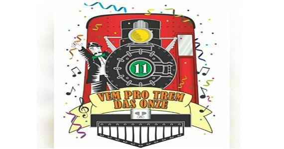 Venha Pular Carnaval no Jaçanã com o Bloco Vem pro Trem das Onze na zona norte de São Paulo Eventos BaresSP 570x300 imagem