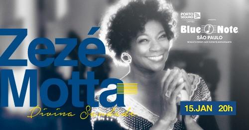 Zezé Motta apresenta show Divina Saudade no Blue Note SP Eventos BaresSP 570x300 imagem