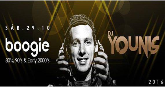 Dj Young ferve a pista da Boogie Disco Concept com o melhor do dance music Eventos BaresSP 570x300 imagem