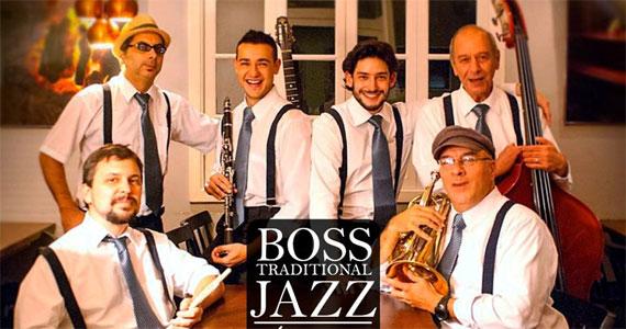O Garimpo recebe Boss Traditional Band com muito jazz e rock Eventos BaresSP 570x300 imagem