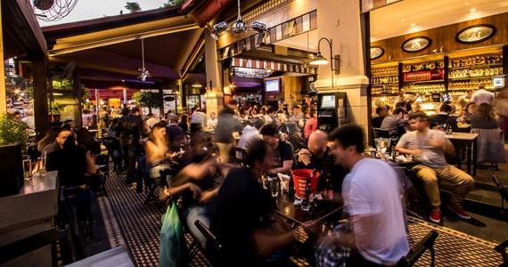 Boteco São Bento Vila Madalena celebra Dia dos Namorados com drink especial Eventos BaresSP 570x300 imagem