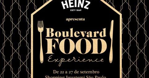 Restaurantes renomados de São Paulo preparam pratos com produtos Heinz durante Boulevard Food Experience Eventos BaresSP 570x300 imagem