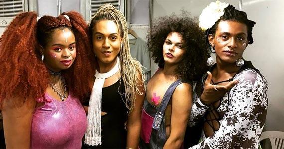 Especial Dia da Mulher com As Bahias e a Cozinha Mineira lançando o vídeo Fumaça no Bourbon Street Music Club Eventos BaresSP 570x300 imagem