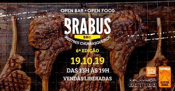 Brabus BBQ com Mestres Churrasqueiros na Estância Alto da Serra Eventos BaresSP 570x300 imagem