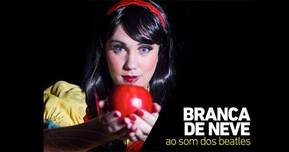 Espetáculo infantil Branca de Neve ao Som dos Beatles faz temporada no Teatro Porto Seguro Eventos BaresSP 570x300 imagem