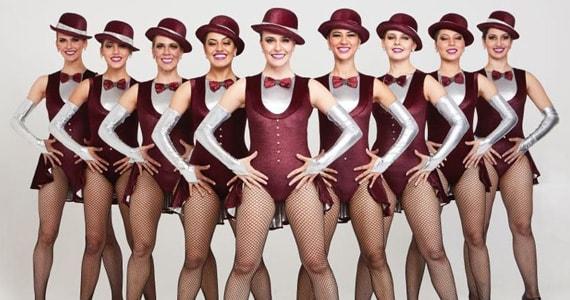 Espetáculo musical Um Dia na Broadway retorna ao Teatro Bradesco em Outubro Eventos BaresSP 570x300 imagem