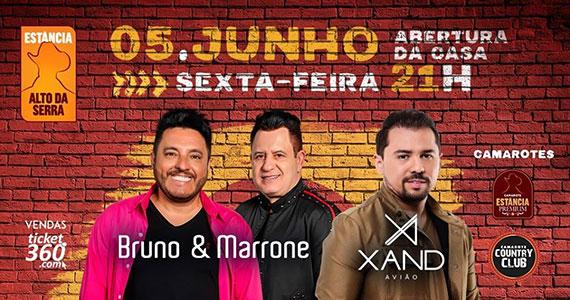 Bruno & Marrone e Xand Avião fazem show na Estância Eventos BaresSP 570x300 imagem