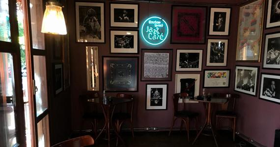 Bourbon Street Jazz Café apresenta música ao vivo aos finais de semana Eventos BaresSP 570x300 imagem