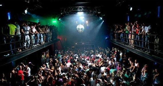 Festa Chic com os Djs Ricardo Motta e Marcelo Saturdino no Bubu Lounge Disco BaresSP