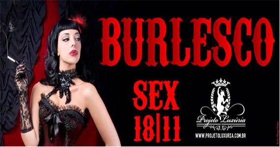 Projeto Luxúria traz os 7 pecados capitais para a Festa Burlesco  Eventos BaresSP 570x300 imagem