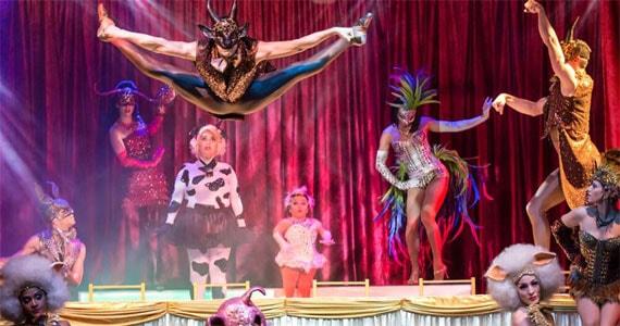 Burlesque Paris 6 by Night apresenta o espetáculo Banquete  Eventos BaresSP 570x300 imagem