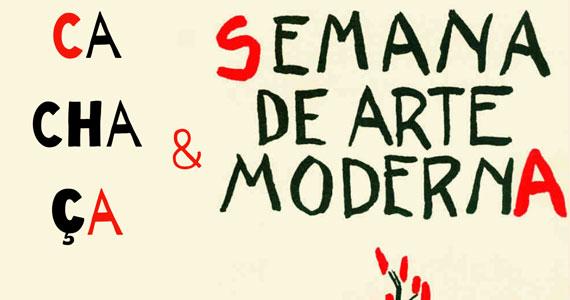 Movimento Viva Cachaça realiza homenagem a Semana de Arte Moderna Eventos BaresSP 570x300 imagem