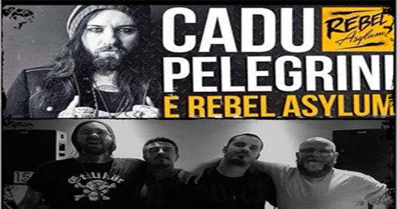 Sexta-feira vai rolar o som de Cadu Pelegrini e Rebel Asylum no The Wall Café Eventos BaresSP 570x300 imagem