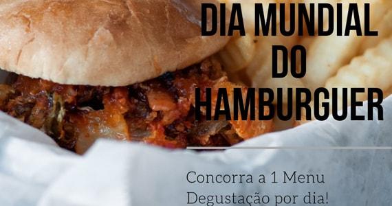 Cafa's Burguer celebra o Dia Mundial do Hambúrguer  Eventos BaresSP 570x300 imagem