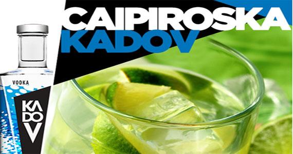 Promoção caipirinha Kadov em dobro até o dia 10 de maio no Inconfidentes Bar Eventos BaresSP 570x300 imagem