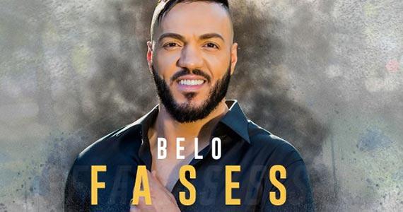 Cantor Belo apresenta no Carioca Club um repertório com o seu novo álbum Eventos BaresSP 570x300 imagem