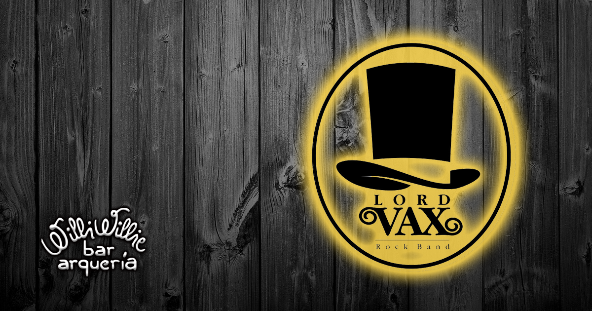 Programação - Banda Lord Vax (classic rock) + Double Caipirinha