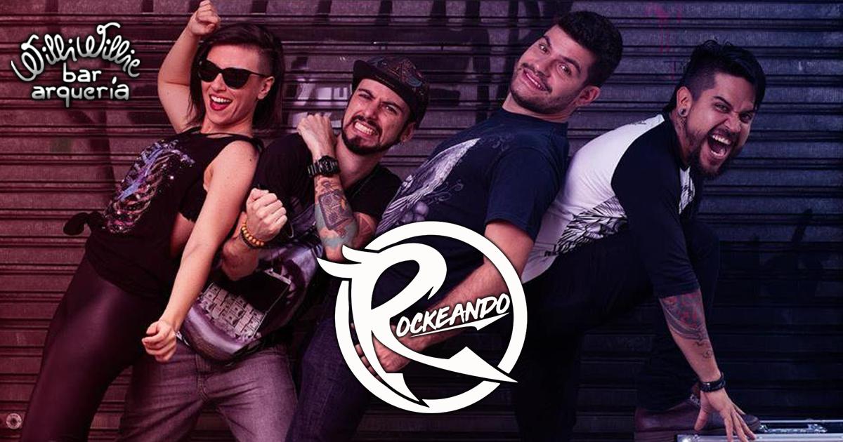 Programação - Banda Rockeando (Rock and Roll)