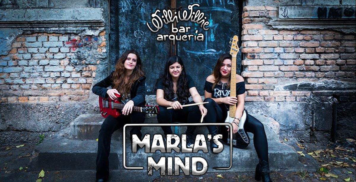 Programação - Marla's Mind (Classic Rock