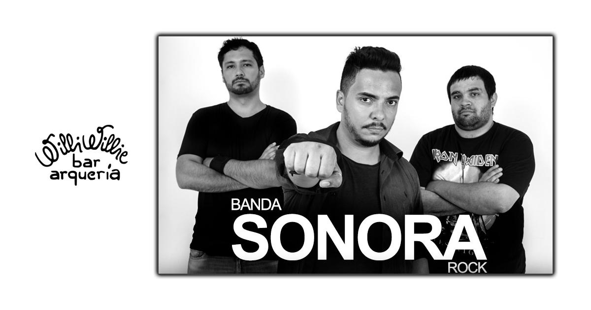 Programação - Banda Sonora (Rock)