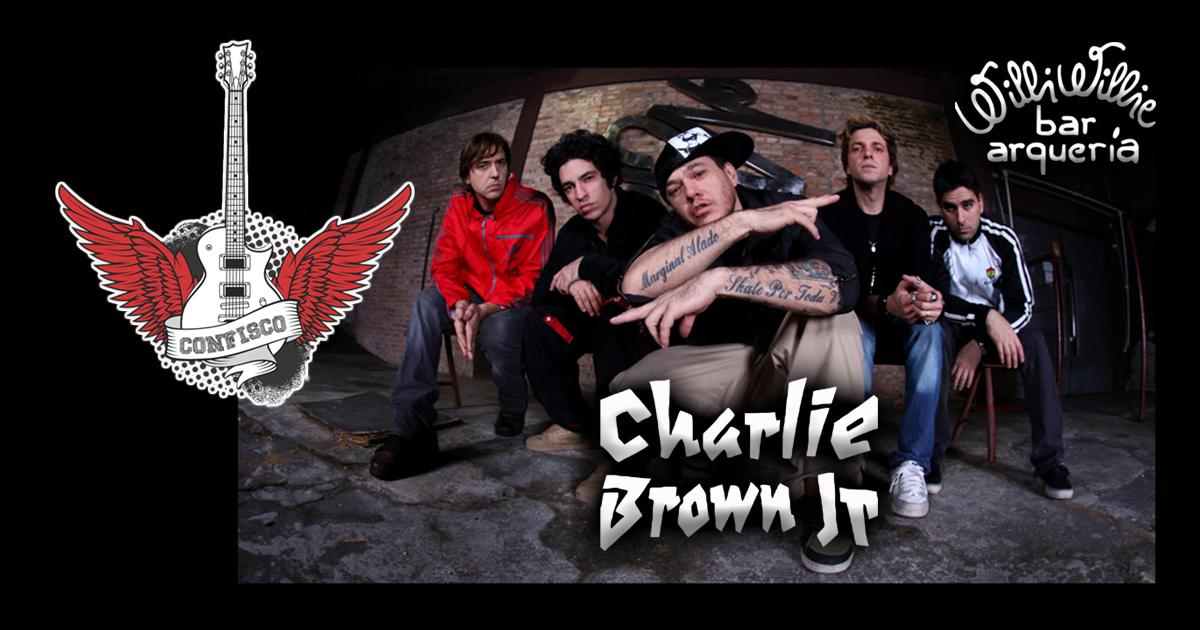 Programação - Banda Confisco (Charlie Brown Jr Cover) + Arqueria 50% OFF