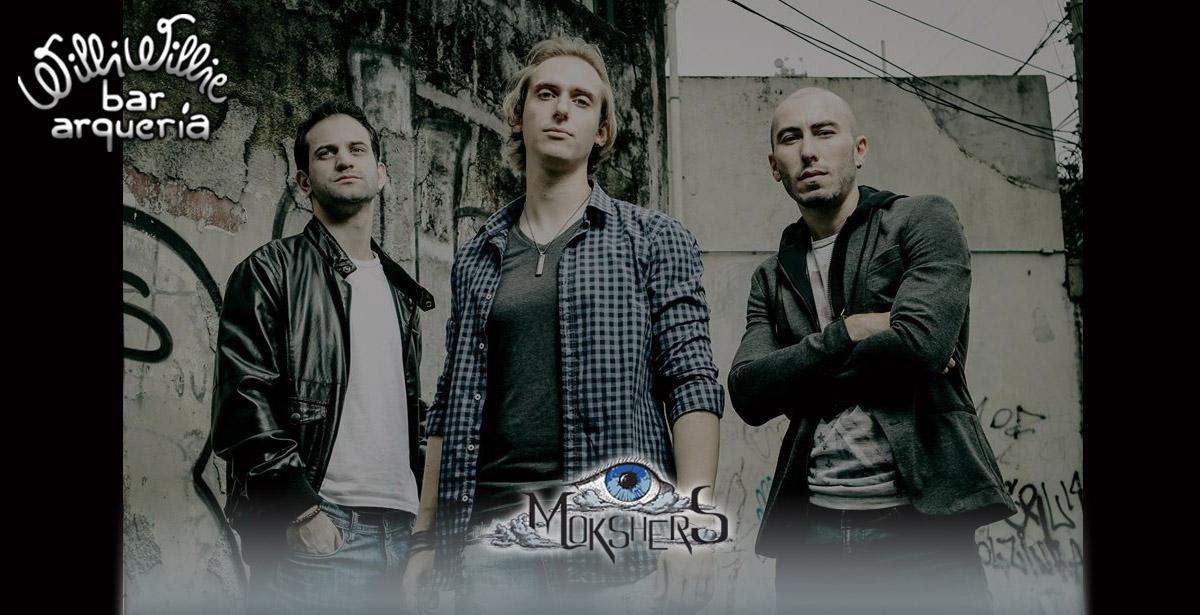 Programação - Banda Mokshers (Classic Rock)
