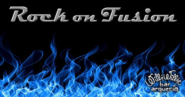 Programação - Banda Rock on Fusion (Rock an Roll)