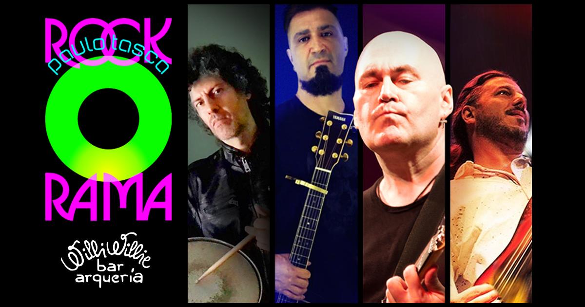 Programação - Paulo Tasca Rock O Rama (Rock)