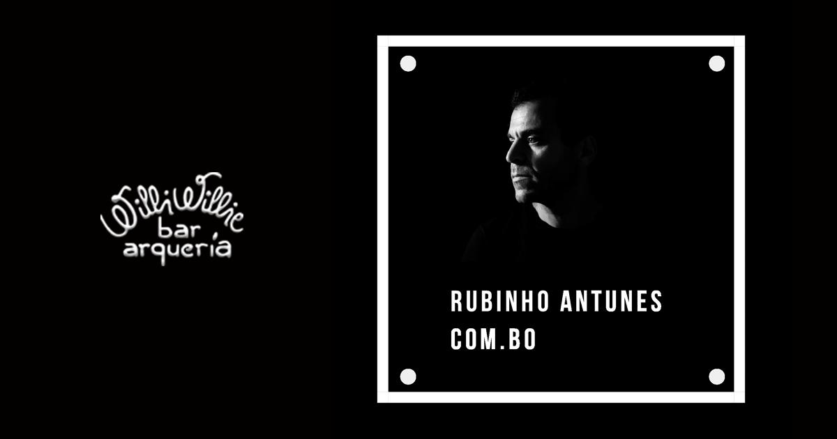 Programação - Rubinho Antunes Com.Bo (jazz / soul / rock)