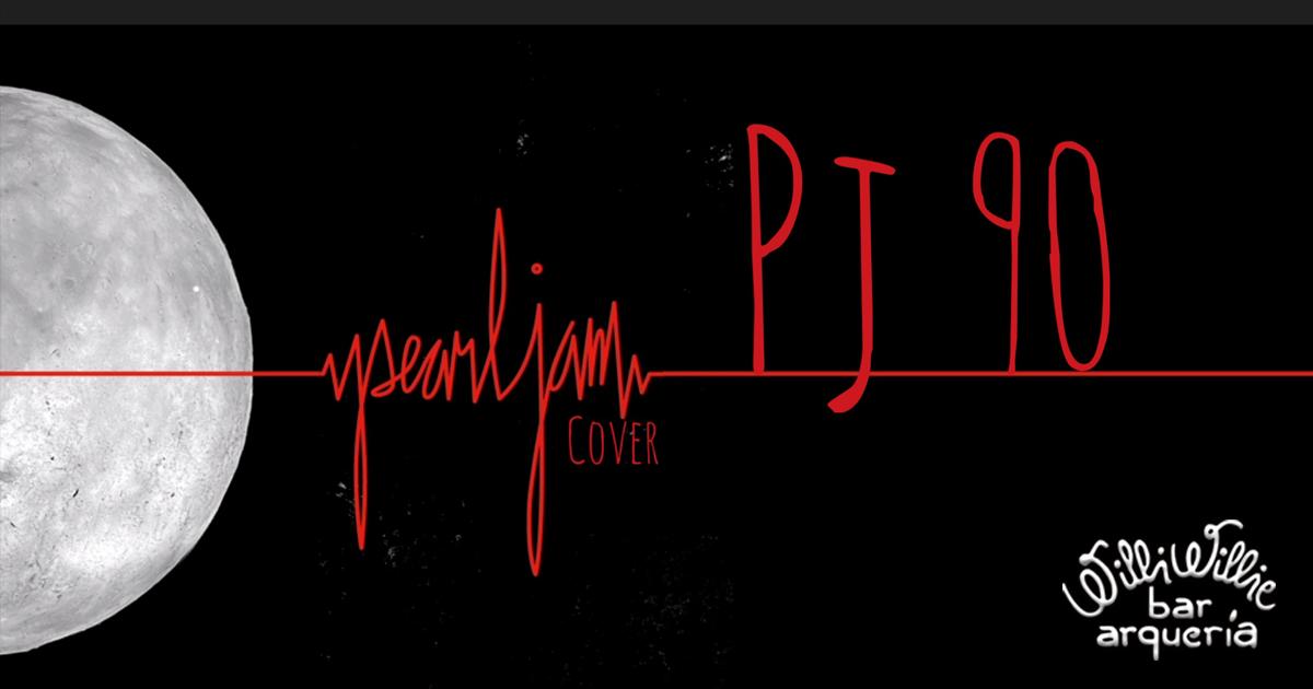 Programação - NFL Sunday Nights + Banda PJ 90 (Pearl Jam Cover)