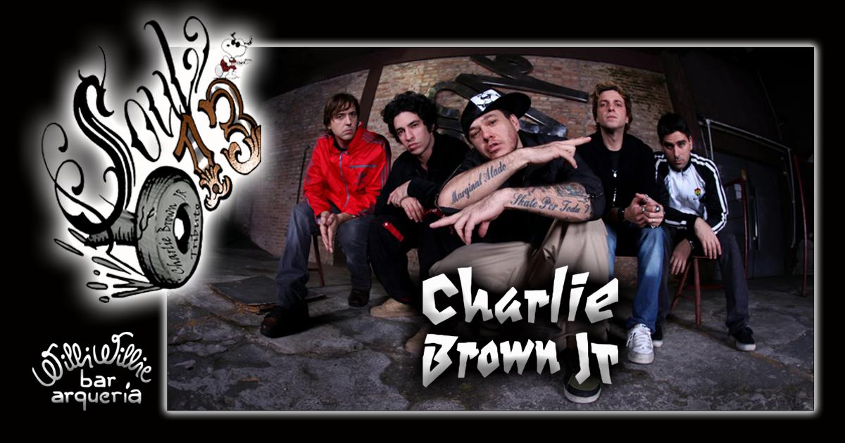 Programação - Banda Soul 13 (Tributo ao Charlie Brown Jr)