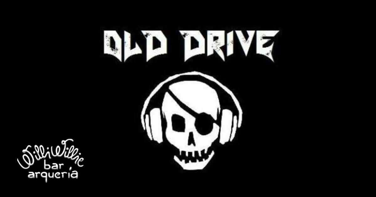 Programação - Banda Old Drive