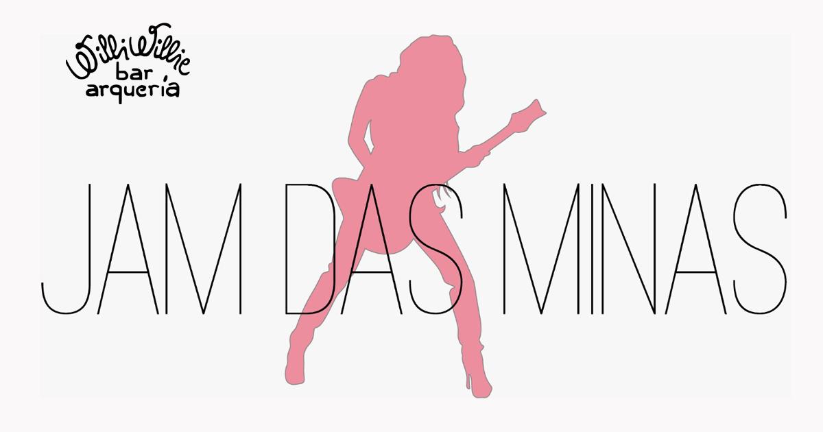Programação - Jam das Minas (Rock Jam)