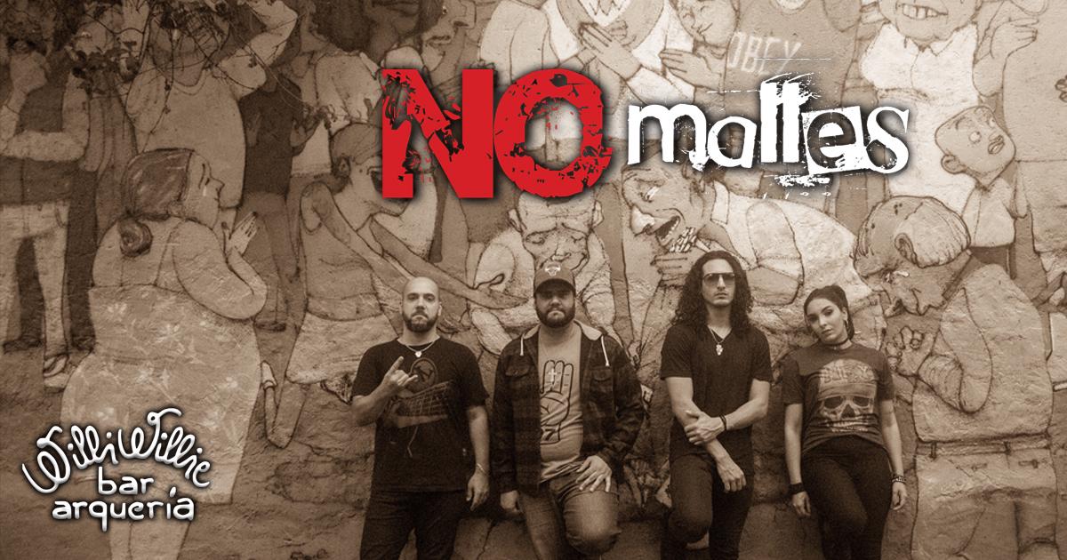 Programação - Banda NoMalles (Classic Rock)