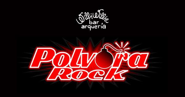 Programação - Banda Polvora Rock (Classic/Pop Rock)