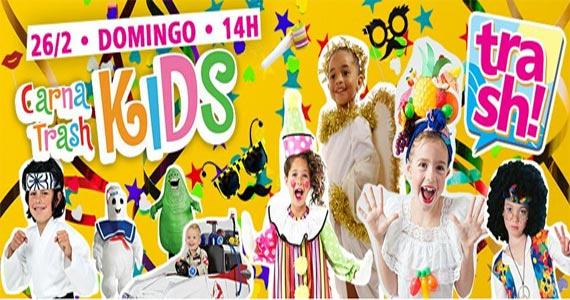 Baile de carnaval beneficente CarnaTrash Kids anima a folia no Armazém Nacional Eventos BaresSP 570x300 imagem