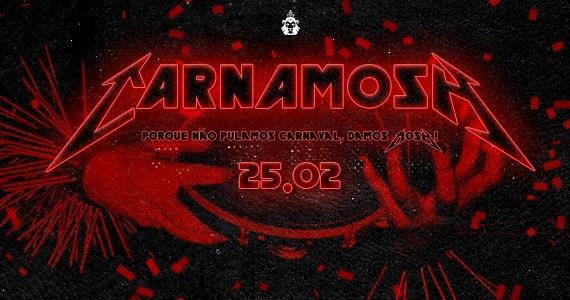Festa Carnamosh - Por que não pulamos carnaval, damos mosh! no Lions Nightclub Eventos BaresSP 570x300 imagem