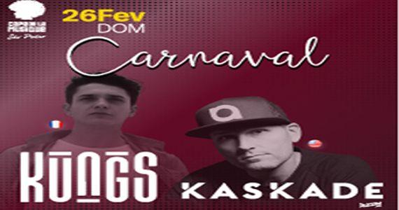 Carnaval 2017 com Kaskade e Kungs no Café de la Musique Beach Club Eventos BaresSP 570x300 imagem