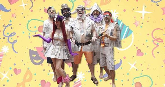 Banda Velhas Virgens apresenta o Carnavelhas na Praça do Ouvidor Eventos BaresSP 570x300 imagem