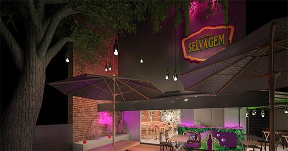 Desordem Bar se transforma na Casa Selvagem, primeira flagship da bebida Catuaba Eventos BaresSP 570x300 imagem