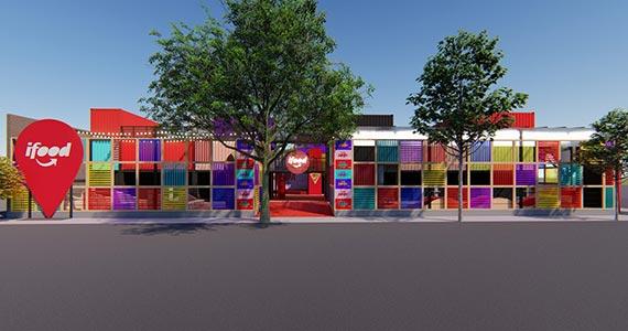 Casa iFood abre as portas para os foliões no Carnaval da Faria Lima 7bab76603ac