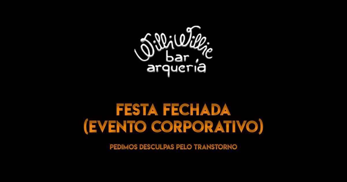 Programação - Festa Fechada (Evento Corporativo)