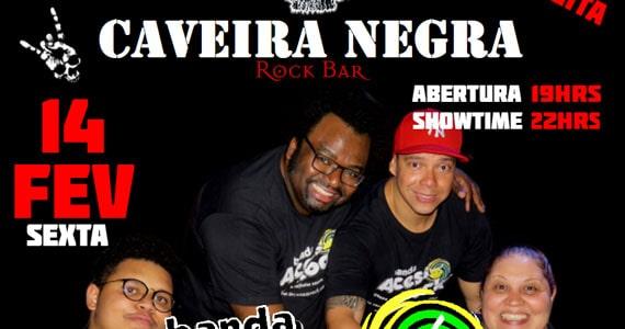 Banda Acesso Rock agita noite do Caveira Negra Eventos BaresSP 570x300 imagem