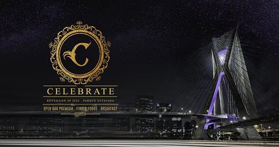 Réveillon Celebrate realiza grande festa para a chegada de 2020 Eventos BaresSP 570x300 imagem