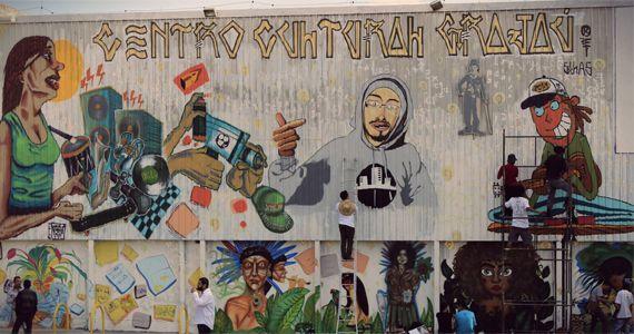 Centro Cultural do Grajaú recebe Luana Bayô e Pagode da 27, Bicho de Pé e Moraes Moreira & Davi Moraes para aniversário de SP Eventos BaresSP 570x300 imagem
