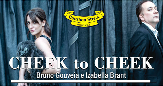 Cheek to Cheek com Bruno Gouveia e Izabella Brant estreia no BSMC