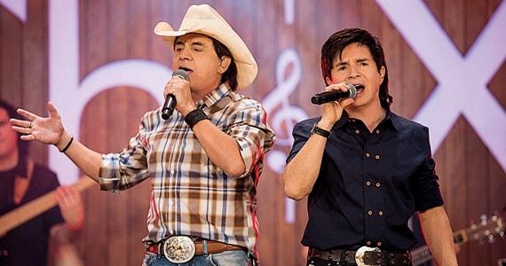 Chitãozinho & Xororó se apresentam no Credicard Hall no Dia dos Namorados Eventos BaresSP 570x300 imagem