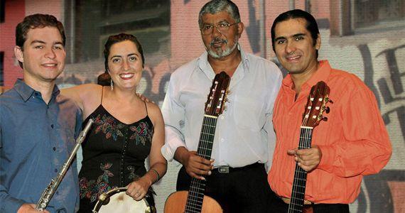 O melhor do samba com Choro Rasgado e Edinho Silva no Ó do Borogodó Eventos BaresSP 570x300 imagem