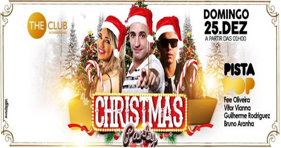 The Club Internacional preparou um Festão de Natal com Fee Oliveira, Vitor Vianna, Guilherme Rodriguez e Bruno Aranha Eventos BaresSP 570x300 imagem